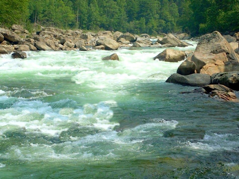 река Утулик