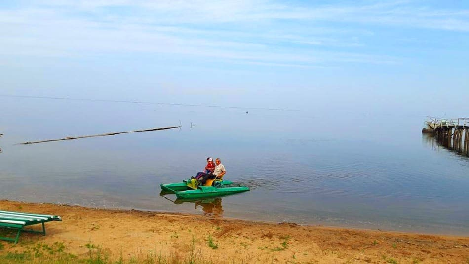 в местности Байкальский Прибой