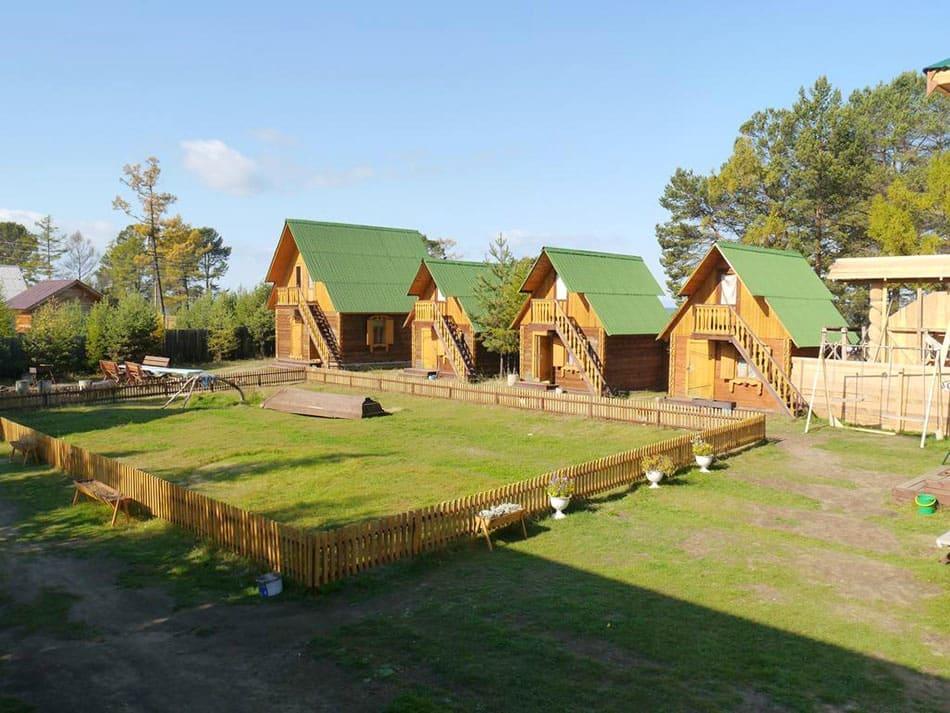 гостевые дома в Энхалуке