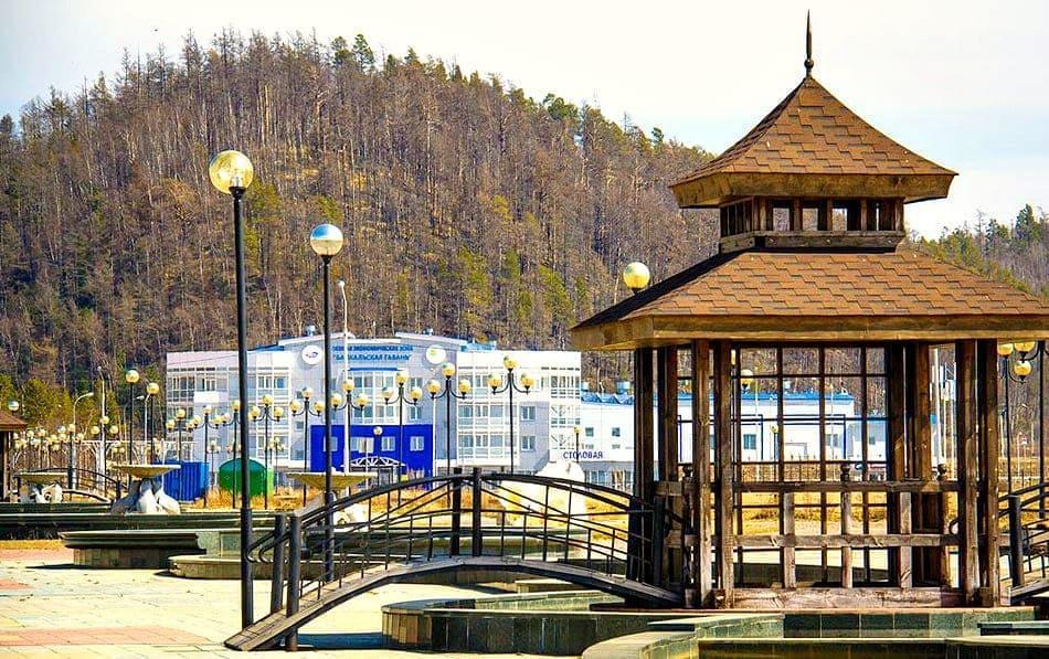 инфраструктура ОЭЗ Байкальская гавань