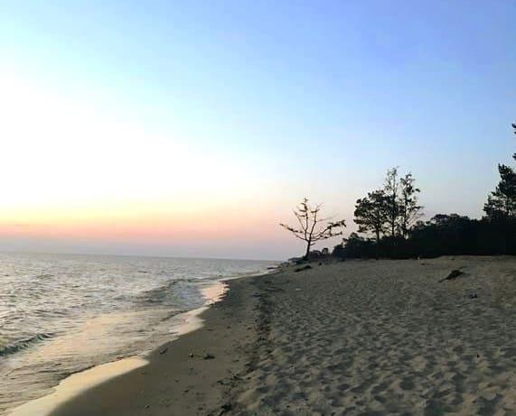 вечер у залива Провал