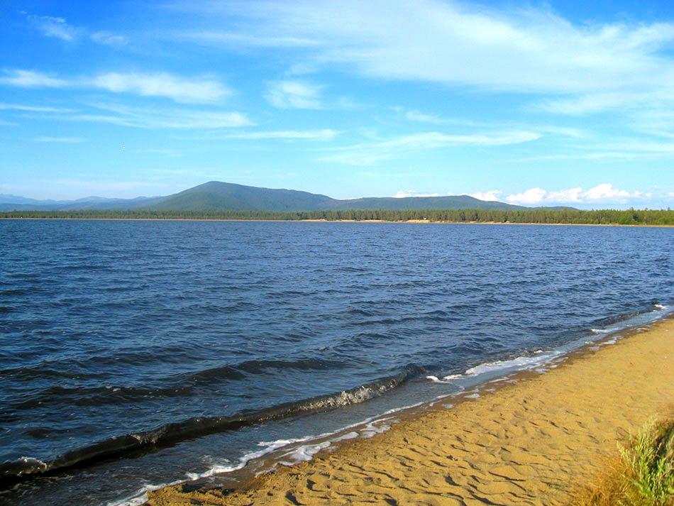 озеро Бормашовое