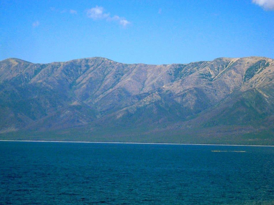вид на полуостров Святой Нос