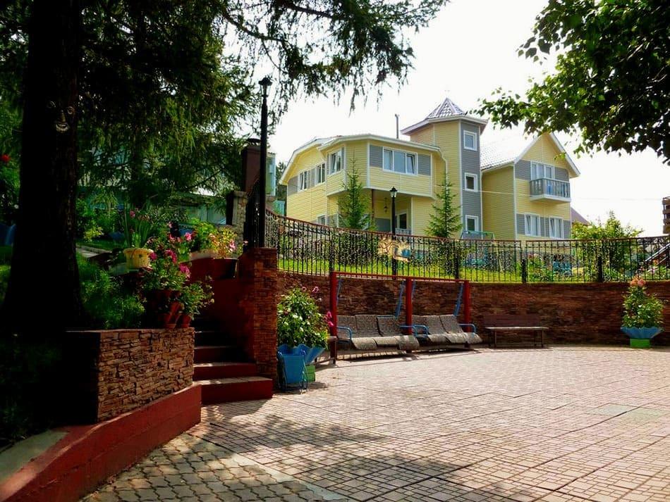 отель в селе Сухая