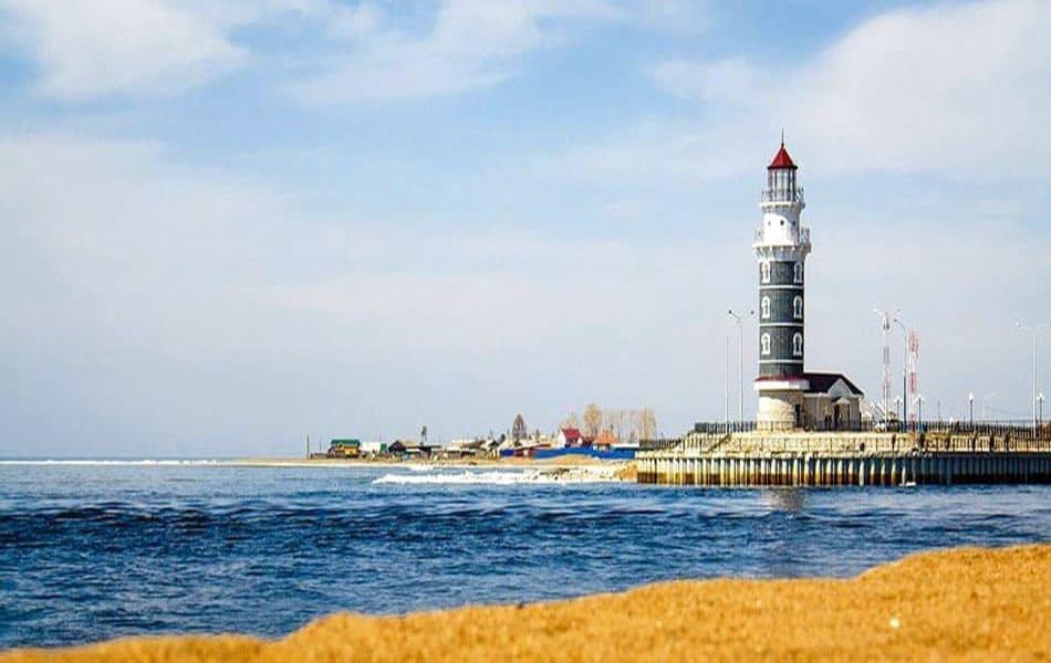 маяк в Турке
